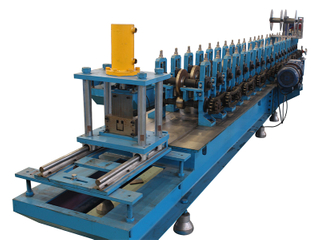 MUTE TRACK ROLL FORMING MÁY
